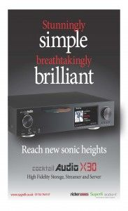 HI FI CHOICE PAGE AD - March